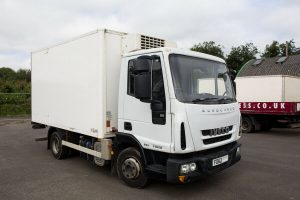 Iveco EEV E18 Fridge van